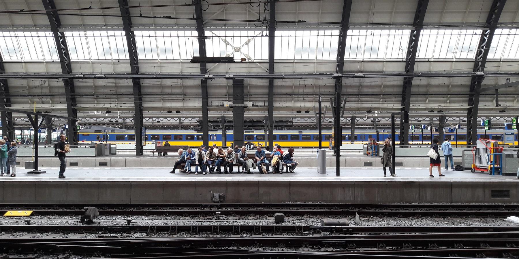 Treintickets in Europa boeken