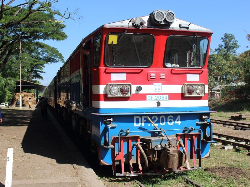 Goedkope treintickets in Myanmar boeken