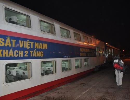 Treintickets in Vietnam