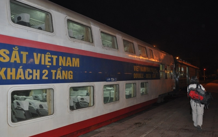 Goedkope treintickets in Vietnam boeken