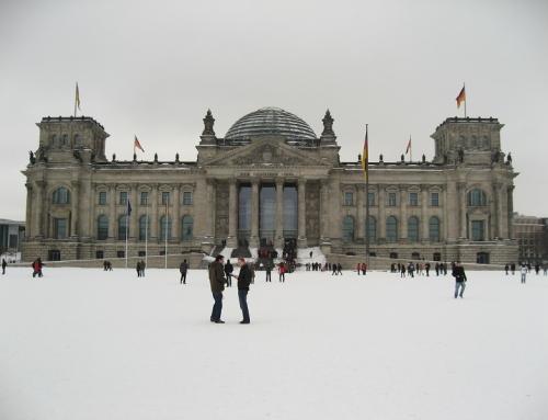 Treinticket naar Berlijn