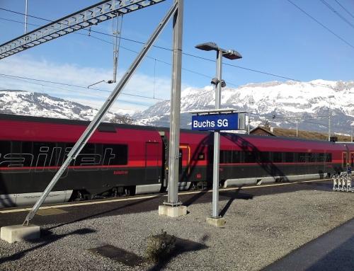 Treintickets naar Oostenrijk