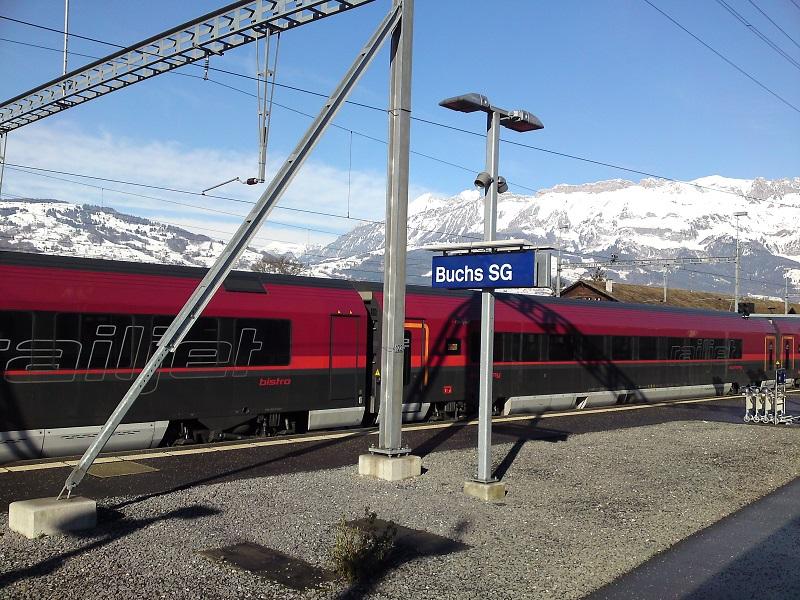 Goedkope treintickets naar Oostenrijk boeken
