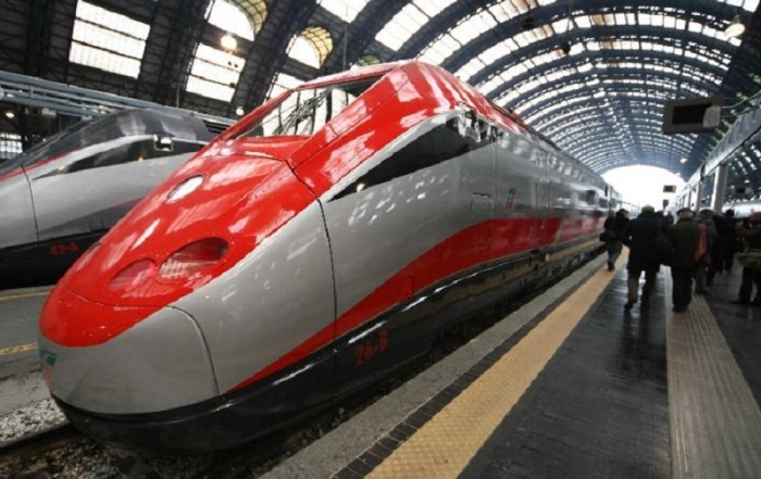 Treintickets naar Italië