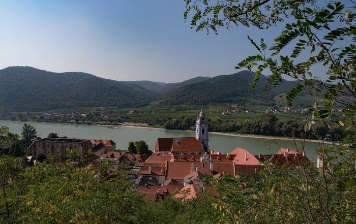 Donau fietsroute