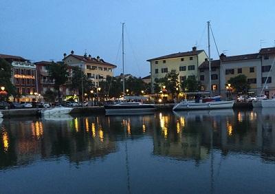Goedkoop hotel in Grado