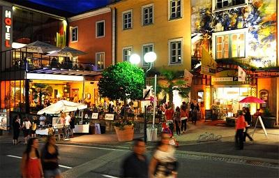 Goedkoop hotel in Spittal an der Drau - Alpe adria fietroute