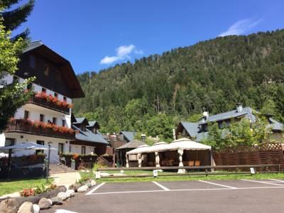 Goedkoop hotel in Tarvisio - Alpe adria fietroute