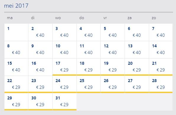 Overzicht goedkope treintickets naar Lille