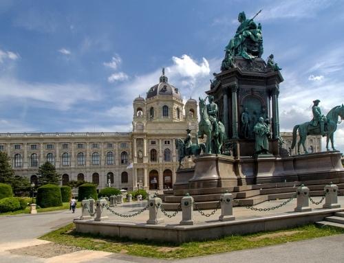 Trein naar Wenen