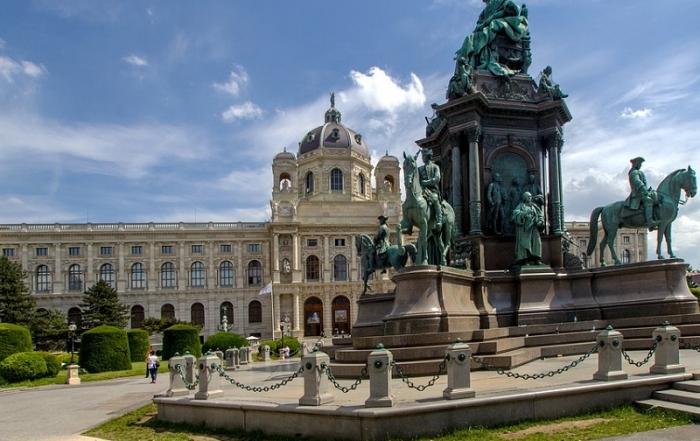 Goedkoop treinticket naar Wenen boeken