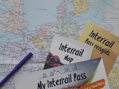 Interrail One Country Pass Frankrijk