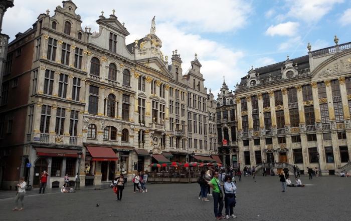 Goedkoop treinticket naar België boeken