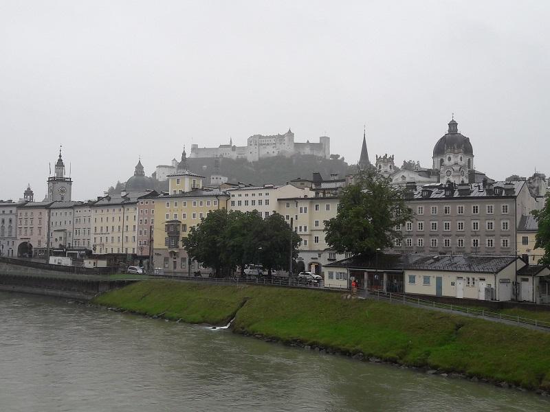 Goedkoop treinticket naar Salzburg boeken