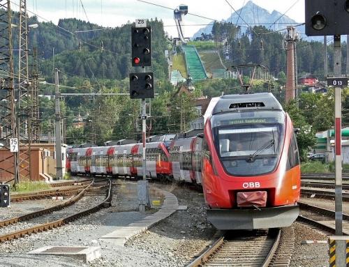 Goedkoop treinticket naar Innsbruck boeken