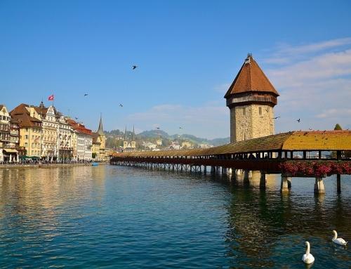 Goedkoop treinticket naar Luzern boeken