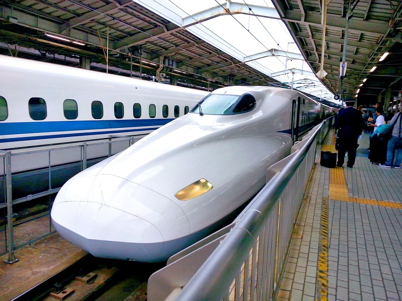 Japan Rail Pass online boeken