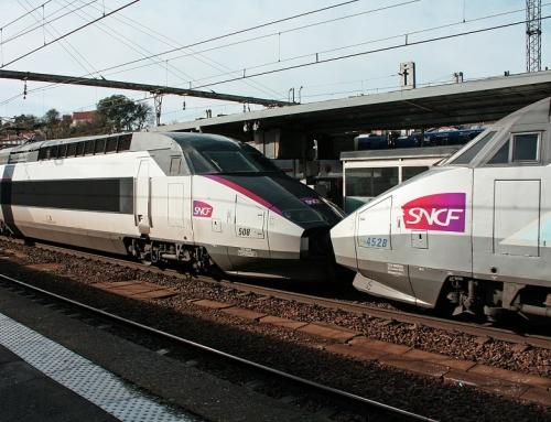 Per trein en fiets naar Frankrijk reizen