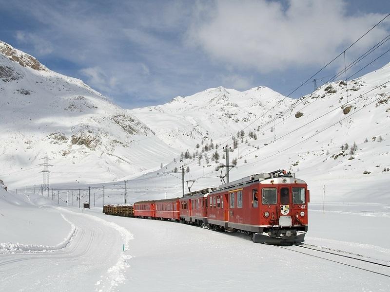 Swiss Pass online boeken
