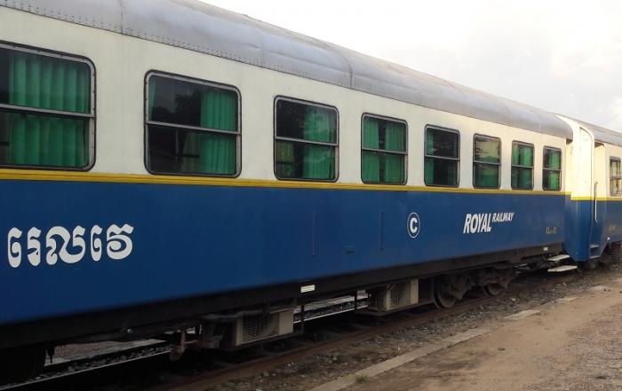 Online treintickets in Cambodja boeken
