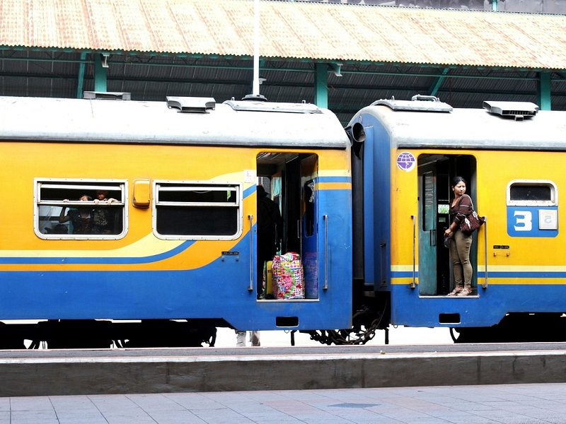 Online treintickets in Indonesië boeken