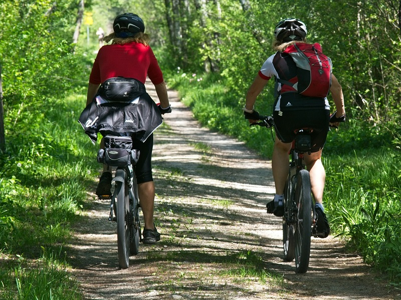 Vennbahn fietsroute