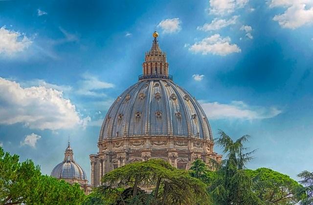 Bezienswaardigheden in Rome