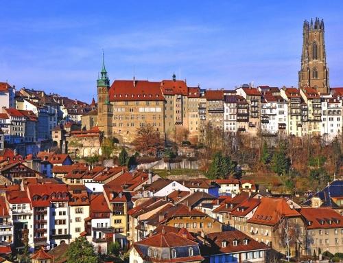 Treinticket naar Freiburg