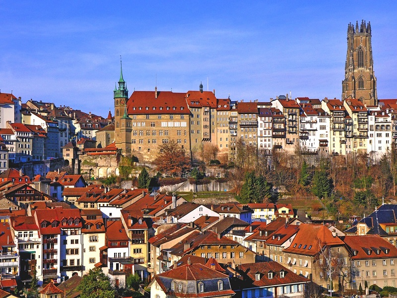 Goedkoop treinticket naar Freiburg boeken