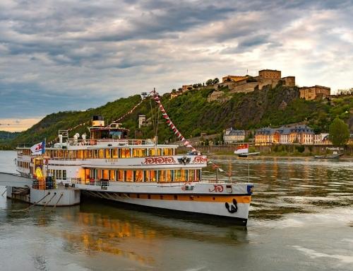 Treinticket naar Koblenz