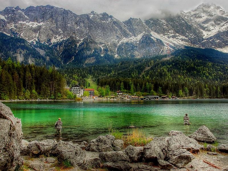 Goedkoop treinticket naar Garmisch Partenkirchen boeken
