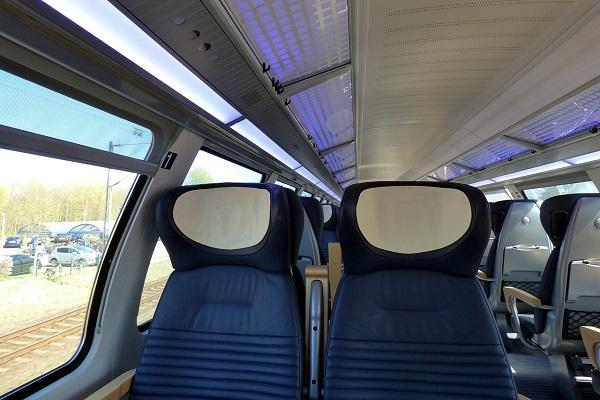 Trein naar Kassel