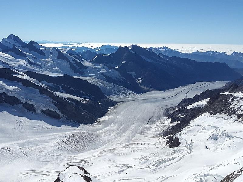 Trein naar Grindelwald