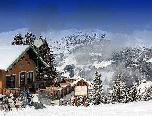 Trein naar Mayrhofen