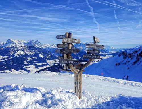 Trein naar St.Johann in Tirol