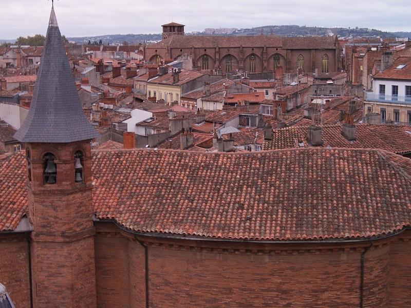 Trein naar Toulouse