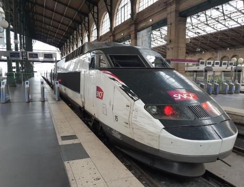 Interrail reserveringen voor Frankrijk